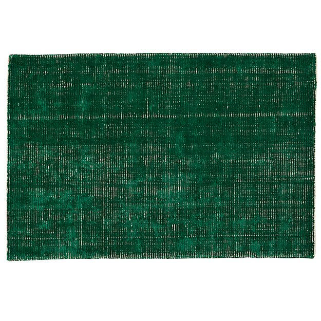 Patina Kids Area Rug (Green)