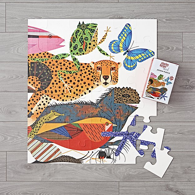 Charley Harper Jigsaw Puzzle