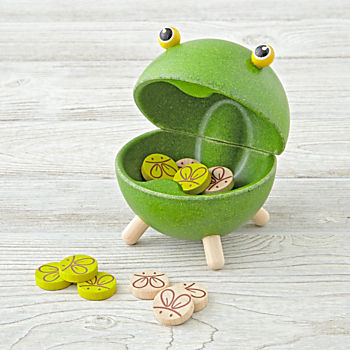 Feed a Frog Game