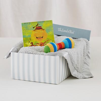 Big Nod Baby Gift Set (Grey)