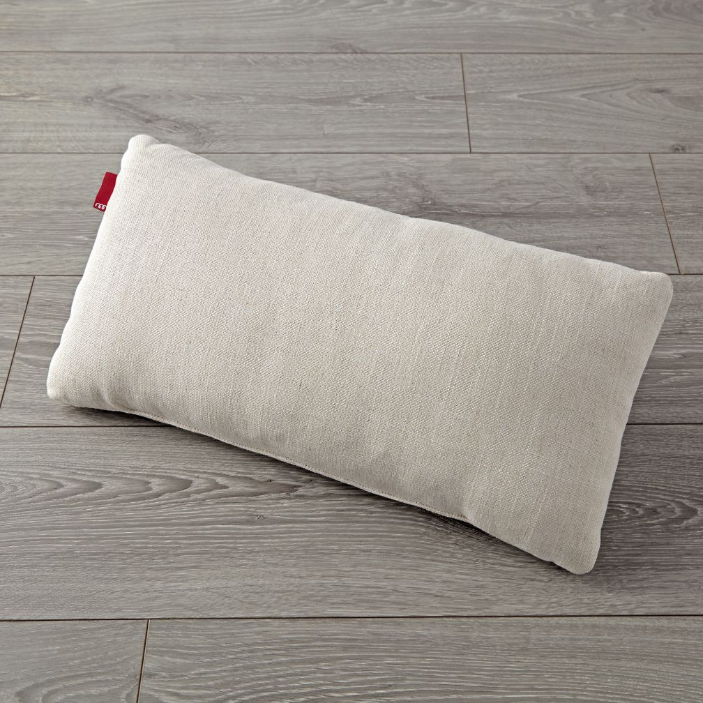 Milo Cream Lumbar Pillow