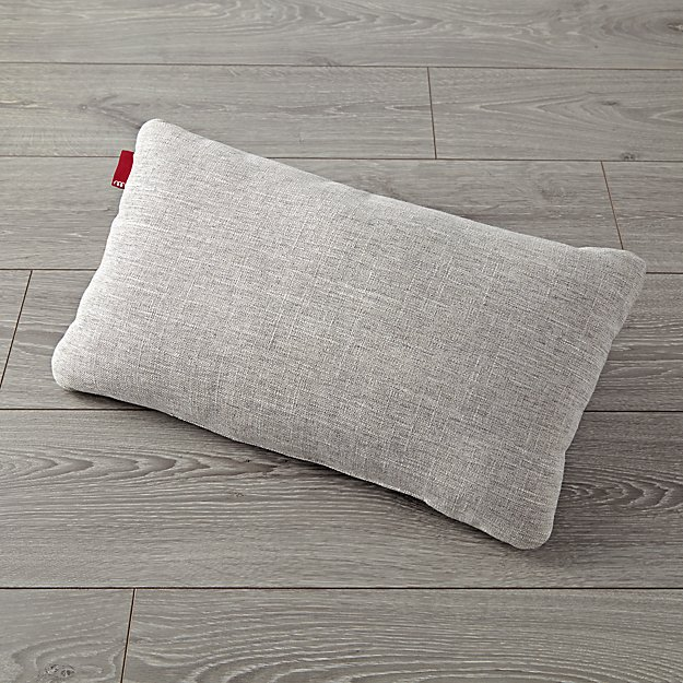 Milo Grey Lumbar Pillow