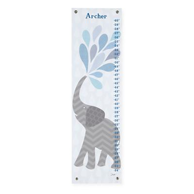 Personalized Elephant Growth Chart