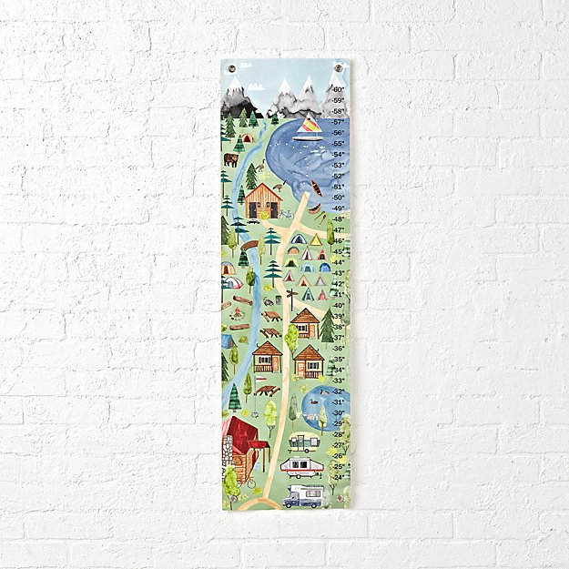 Campground Growth Chart