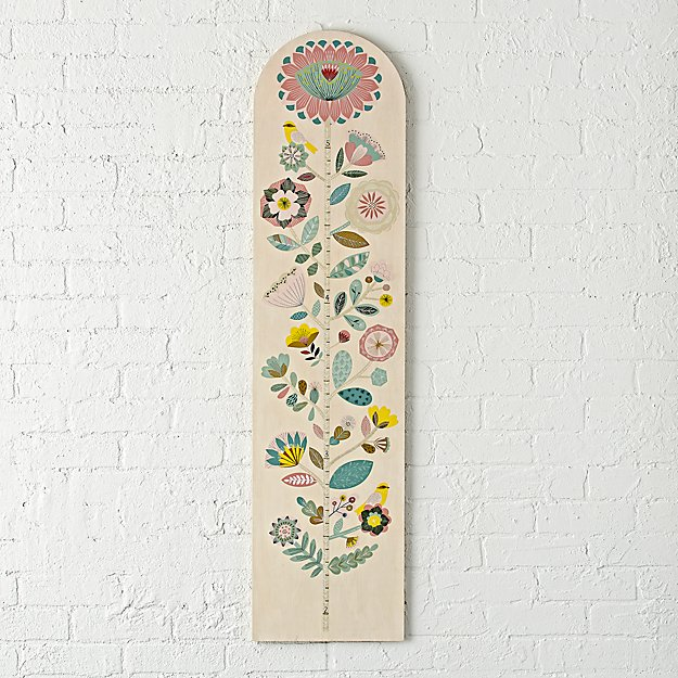 Flower growth chart the land of nod