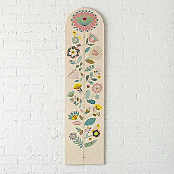 flower growth chart