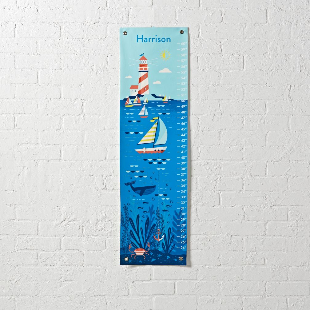 Nautical Growth Chart