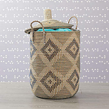 Seagrass Hamper