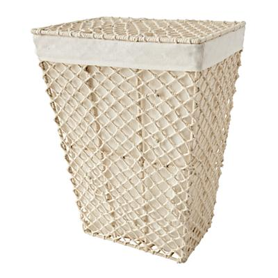 Hamper_White_Rope_Silo
