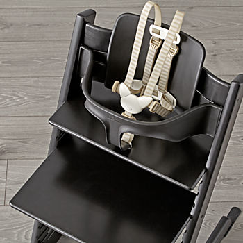 Black Tripp Trapp® Baby Set™ from Stokke®