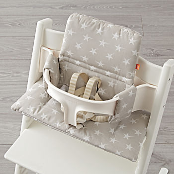 Stokke® Grey Star Tripp Trapp® Cushion