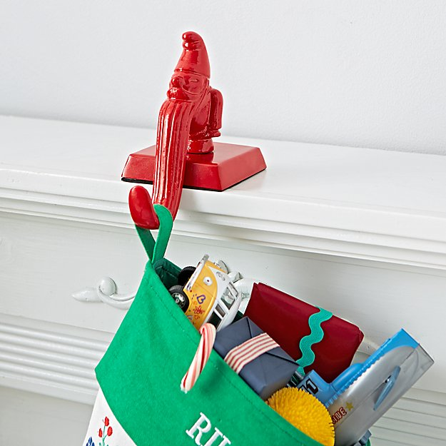 Gnome Stocking Holder