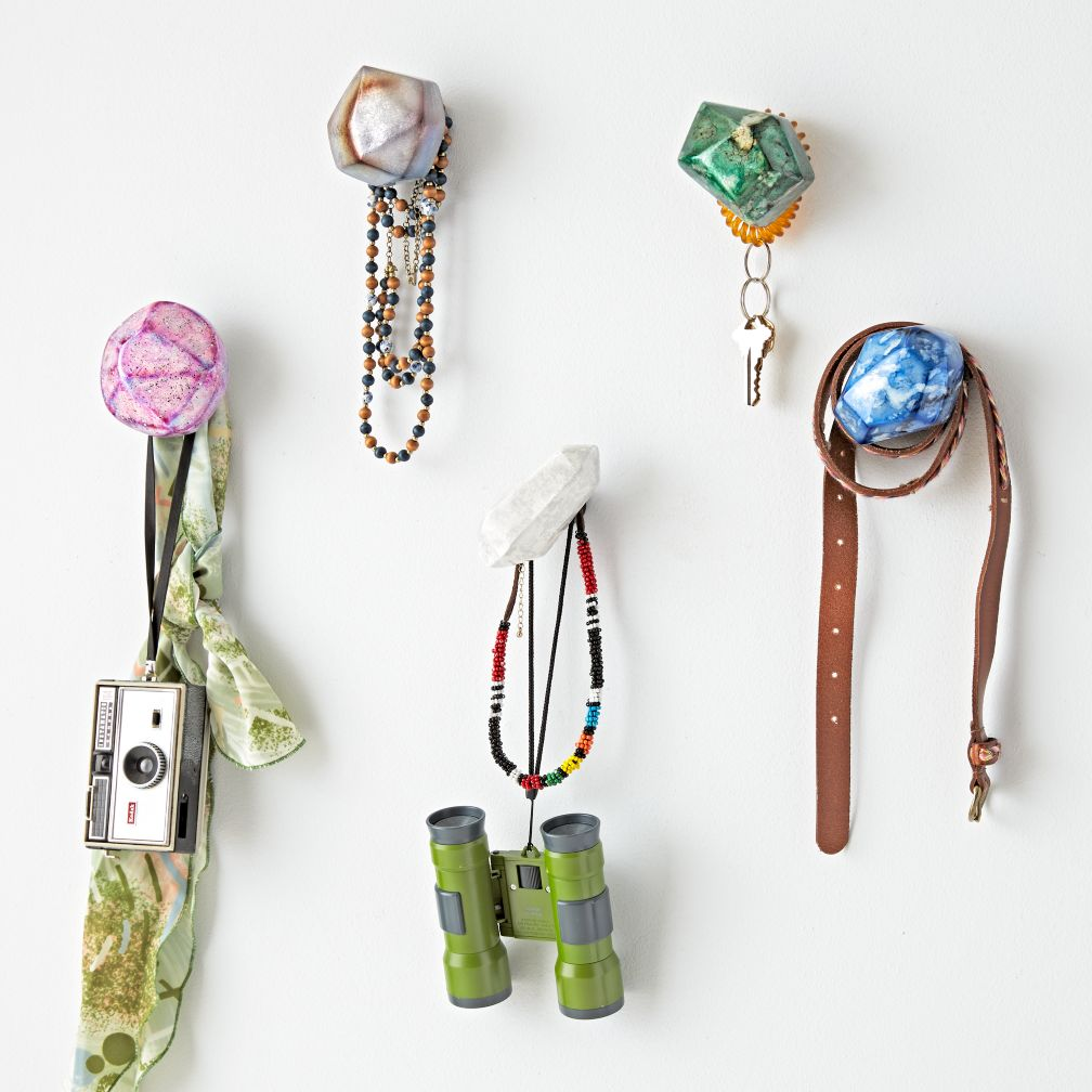 Gemstone Wall Hook