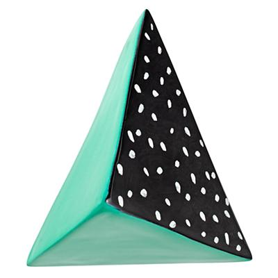 Great Pyramid Wall Hook (Green & Black)