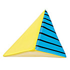 Yellow & Blue Great Pyramid Wall Hook