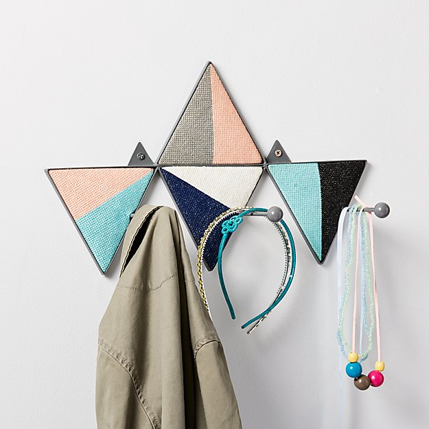 Equilateral Wall Hook