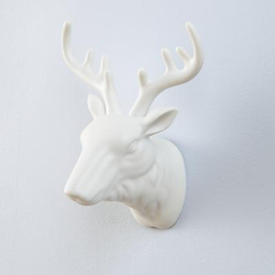 Warden Deer Head Wall Decor