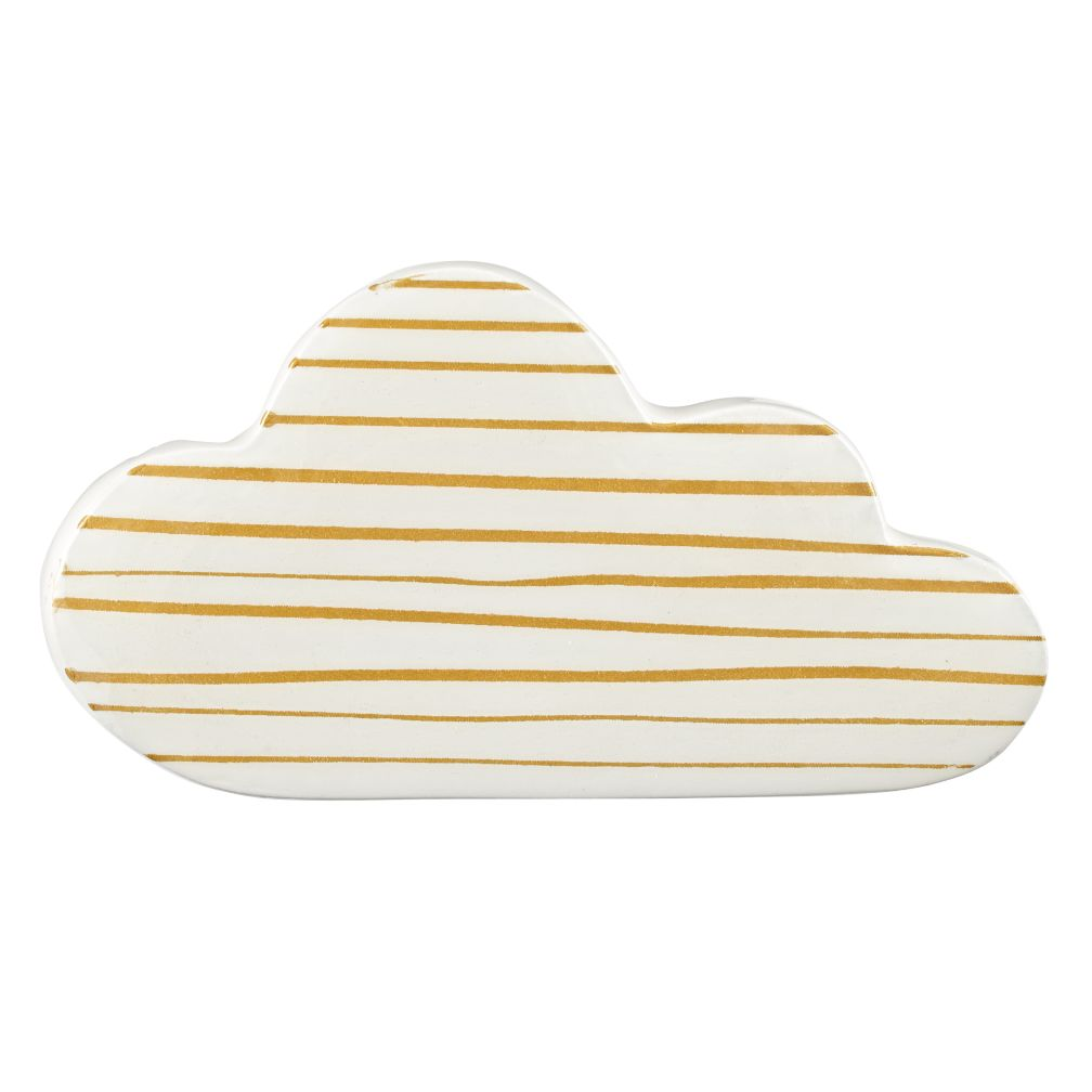Weather Pattern Wall Hook (Cloud)