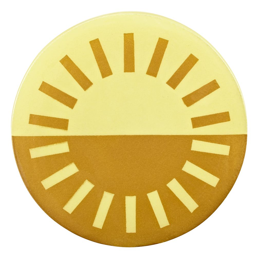 Weather Pattern Wall Hook (Sun)