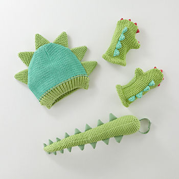 Dress-a-Saurus Rex (Green)