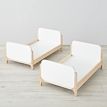 Mod Doll Beds (Set of 2)