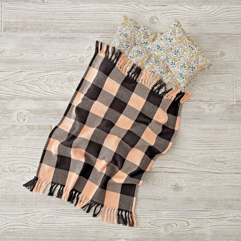Cozy Industrial Doll Bedding Set