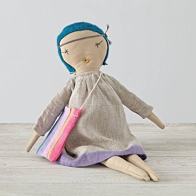 Anne Pixie Doll by Jess Brown