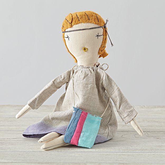 Claire Pixie Doll by Jess Brown