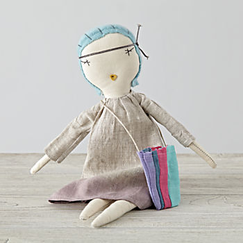 Daisy Pixie Doll by Jess Brown