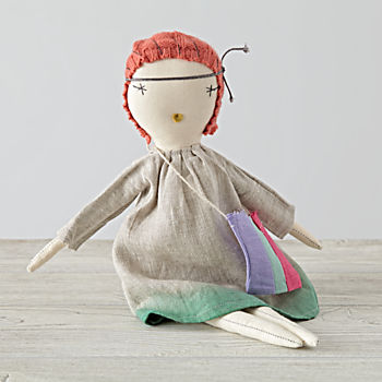 Eva Pixie Doll by Jess Brown