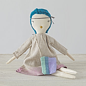 Liza Pixie Doll by Jess Brown