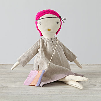 Marie Pixie Doll by Jess Brown