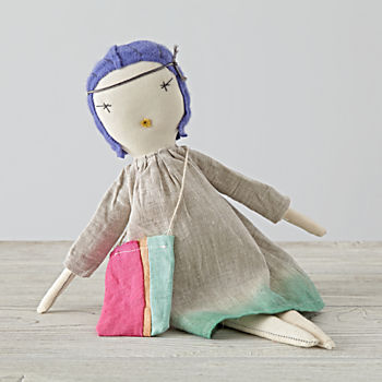 Nell Pixie Doll by Jess Brown