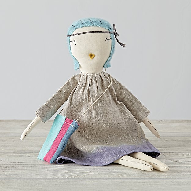 Ruthy Pixie Doll by Jess Brown