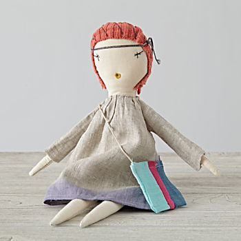 Savannah Pixie Doll by Jess Brown