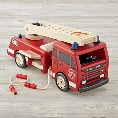 Everything but the Dalmatian Fire Engine