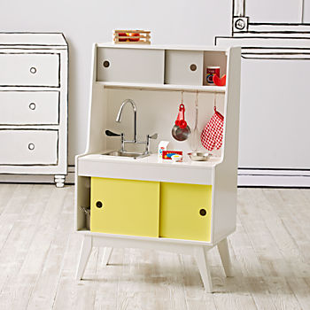 Kids Wood Kitchen Set | The Land Of Nod