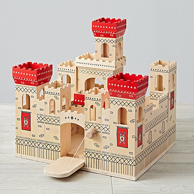 Melissa and Doug Noddingham Castle