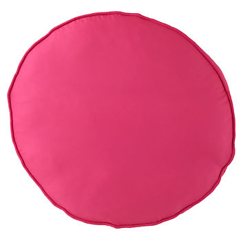 Floor Cushion (Pink Ombre)