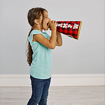 Camp Spirit Bullhorn