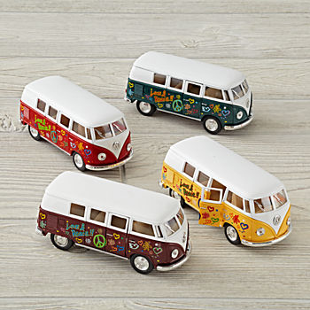 Flower Power Bus (Color Varies)
