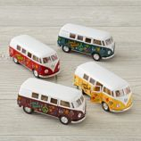 Flower Power Bus (Assorted)