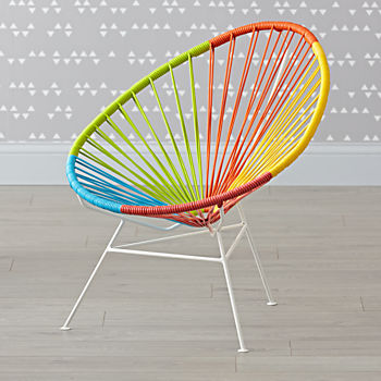 Beautiful Acapulco Kids Chair