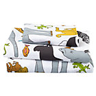 Organic Welcome to the Jungle Twin Sheet Set