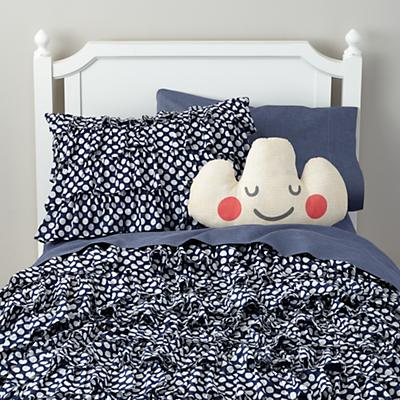 Preppy Polka Dot Duvet Cover (Full-Queen)