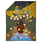 Limited Edition Charley Harper Rocky Mountains Twin Quilt