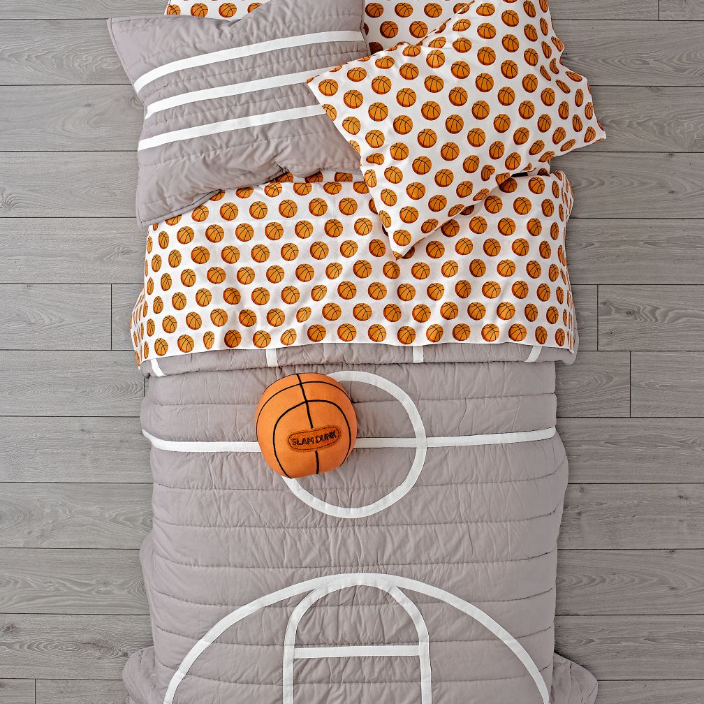Nod Basketball Quilt