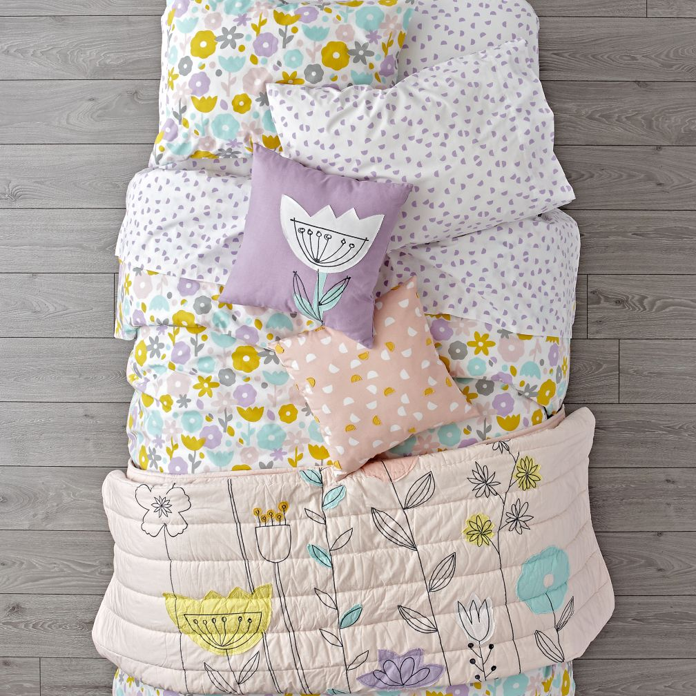 Floral Suite Bedding