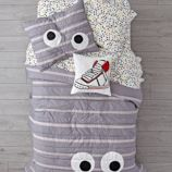 Googly Eye Bedding