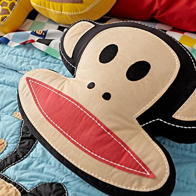 Kids_Bedding_Paul_Frank_Friends_By_Land_Details_V4